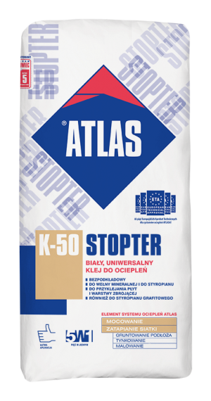 ATLAS Stopter  K- 50
