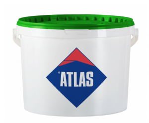 ATLAS Acrylic / Silicone Hybrid Render SAH Group 1